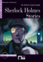 R&T. 1: SHERLOCK HOLMES STORIES A2 (+ CD-ROM)