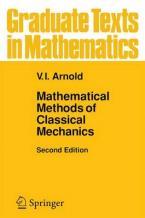 MATHEMATICAL METHODS OF CLASSICAL MECHANICS  Paperback