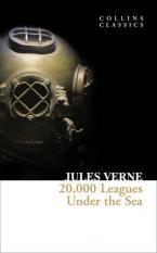 COLLINS CLASSICS : 20,000 LEAGUES UNDER THE SEA Paperback A FORMAT
