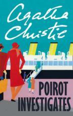 POIROT INVESTIGATES Paperback A FORMAT