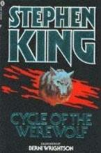 THE CYCLE OF THE WEREWOLF Paperback B FORMAT