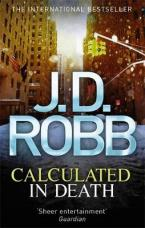CALCULATED IN DEATH Paperback B FORMAT