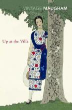 VINTAGE CLASSICS UP AT THE VILLA Paperback B FORMAT