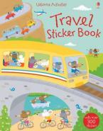 USBORNE ACTIVITIES : TRAVEL STICKER BOOK (+ STICKERS) Paperback
