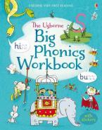 USBORNE VERY FIRST READING : BIG PHONICS WORKBOOK Paperback