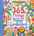 USBORNE ACTIVITIES 365 THINGS TO DO WITH PAPER AND CARDBOARD FL