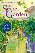 USBORNE YOUNG READING : THE SECRET GARDEN (+ AUDIO CD) HC