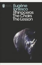 RHINOCEROS, THE CHAIRS, THE LESSON Paperback B FORMAT