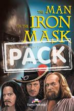 ELT GR 5: THE MAN IN THE IRON MASK (+ CD + ACTIVITY)