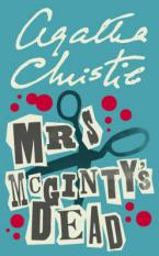 POIROT: MRS MCGINTTY'S DEAD Paperback A FORMAT