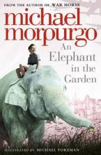 AN ELEPHANT IN THE GARDEN Paperback B FORMAT