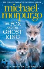 THE FOX AND THE GHOST KING  Paperback