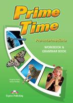 PRIME TIME PRE-INTERMEDIATE WORKBOOK GRAMMAR (+ DIGIBOOKS APP)