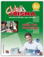 CLUB PRISMA A2 ELEMENTAL PROFESOR (+ CD)