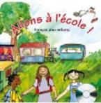 ALLONS A L'ECOLE CD AUDIO CLASS
