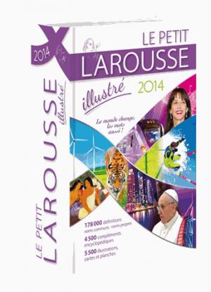 LE PETIT LAROUSSE ILLUSTRE 2014