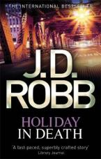 HOLIDAY IN DEATH Paperback