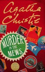 MURDER IN THE MEWS Paperback A FORMAT