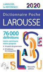 LAROUSSE DICTIONNAIRE POCHE 2020