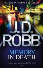 MEMORY IN DEATH  Paperback