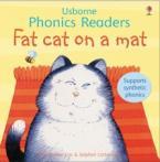 USBORNE PHONIC READERS : FAT CAT ON A MAT Paperback