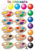 Τα χρώματα