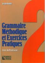 Grammaire méthodique et exercices practiques 2