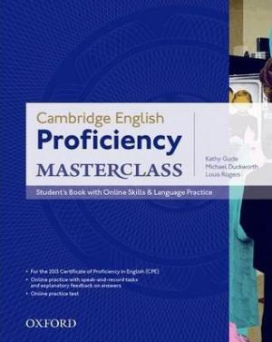 CPE MASTERCLASS SMART PACK (Student's Book WITH ONLINE + COMPANION) - 06120