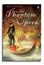USBORNE YOUNG READING 2: PHANTOM OF THE OPERA HC