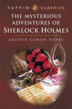 PUFFIN CLASSICS : THE MYSTERIOUS ADVENTURES OF SHERLOCK HOLMES Paperback A FORMAT