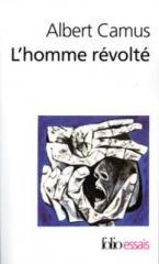 L'HOMME REVOLTE Paperback A FORMAT