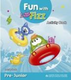 FUN WITH LITTLE FIZZ PRE-PRIMARY ACTIVITY BOOK