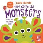 CLAP HANDS: HERE COME THE MONSTERS HC BBK
