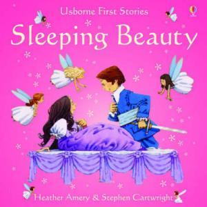 USBORNE FIRST STORIES : SLEEPING BEAUTY Paperback