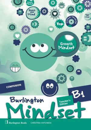 BURLINGTON MINDSET B1 Teacher's Book COMPANION
