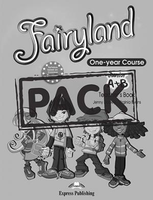 Fairyland Junior A+B: Teacher's Book Pack