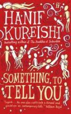 SOMETHING TO TELL YOU Paperback A FORMAT
