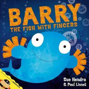 BARRY THE FISH WITH FINGERS Paperback C FORMAT