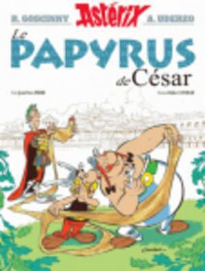ASTERIX - LE PAPYRUS DE CESAR HC