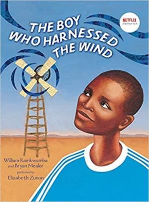 THE BOY WHO HARNESSED THE WIND HC