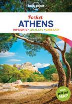L.P. POCKET : ATHENS 3RD ED Paperback