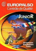 EUROPALSO CONTROLE DE QUALITE JUNIOR STUDENT'S BOOK