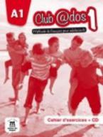 CLUB @DOS 1 CAHIER (+ CD)