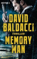 MEMORY MAN Paperback