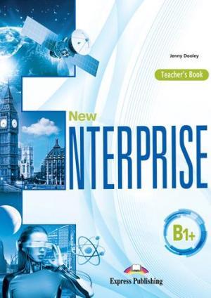NEW ENTERPRISE B1+ Teacher's Book