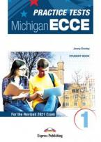 NEW PRACTICE TESTS 1 ECCE Student's Book (+ DIGIBOOKS APP) FOR THE REVISED 2021 EXAM