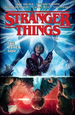 STRANGER THINGS vol.1: The Other Side Paperback
