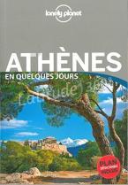 ATHENES EN QUELQUES JOURS 2ND ED POCHE