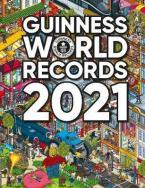 GUINNESS WORLD RECORDS 2021 HARD COVER (ΑΓΓΛΙΚΗ ΕΚΔΟΣΗ)