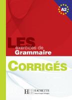 LES 500 EXERCICES DE GRAMMAIRE A2 CORRIGES (500 EXERC.) @